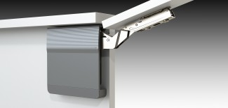 Top-Stays - System otwierania górnych szafek